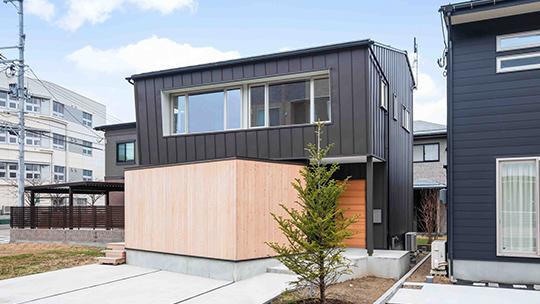 西区山田モデルハウス